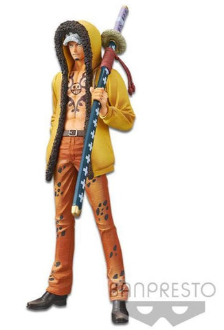 One Piece: DXF The Grandlinemen Vol. 5 (Trafalgar Law) Non-Scale Figure Non-Scale Figure Banpresto