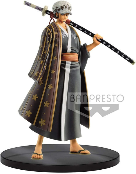 One Piece: Dxf The Grandline Men Wanokuni Vol. 3 Non-Scale Figure Non-Scale Figure Banpresto