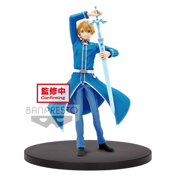 Sword Art Online: Alicization: Eugeo Non-Scale Figure Prize Banpresto