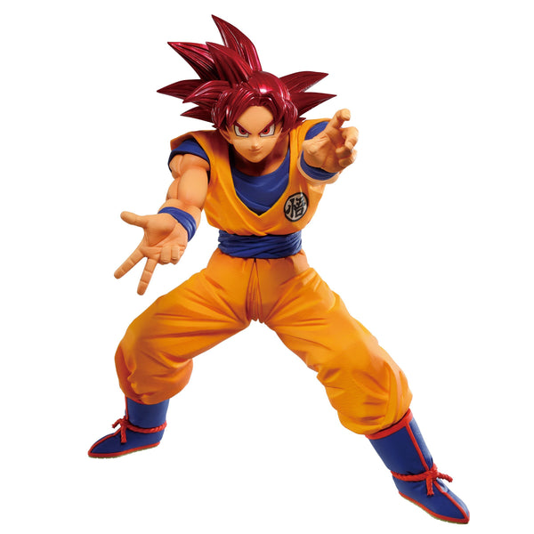 Dragon Ball Super: Maximatic (Vol. 5) Son Goku Prize Figure Pre-order Banpresto