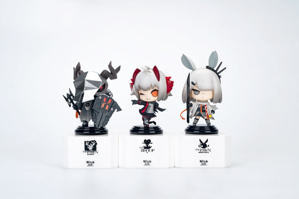 Arknights: Chess Piece Series Vol. 3 Set Of 3 Trading Figure Apex