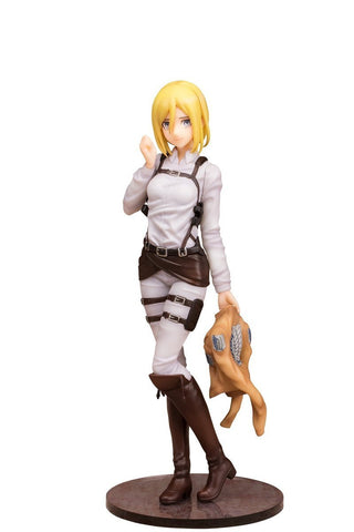 Attack on Titan: Krista Lens 1/7 Scale Figure Free Expedited Shipping FOTS Japan