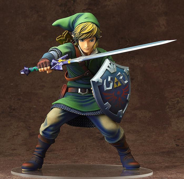 The Legend of Zelda: Skyward Sword Link 1/7 Scale Figure 1/7 Scale Figure Good Smile Company