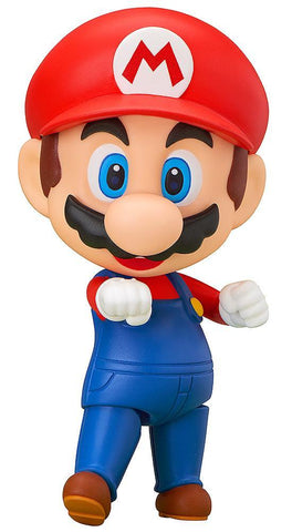 Nendoroid Mario (Re-run): Super Mario Nendoroid Good Smile Company