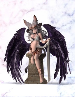 Original Character: Sharurunowa Non-Scale Figure Pre-order B-Full (FOTS Japan)