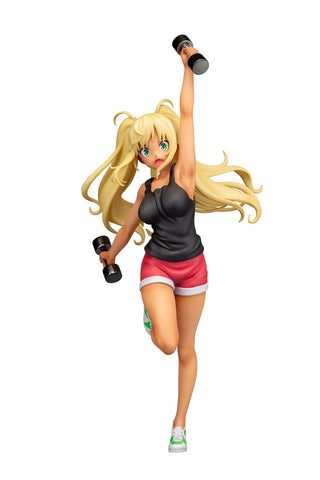 How Heavy Are The Dumbbells You Lift?: Hibiki Sakura 1/7 Scale Figure