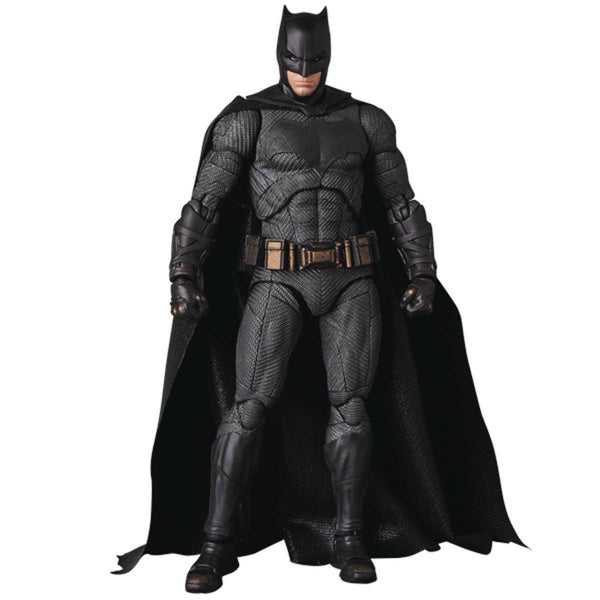 MAFEX Batman (Second Production): Justice League MAFEX Medicom Toy