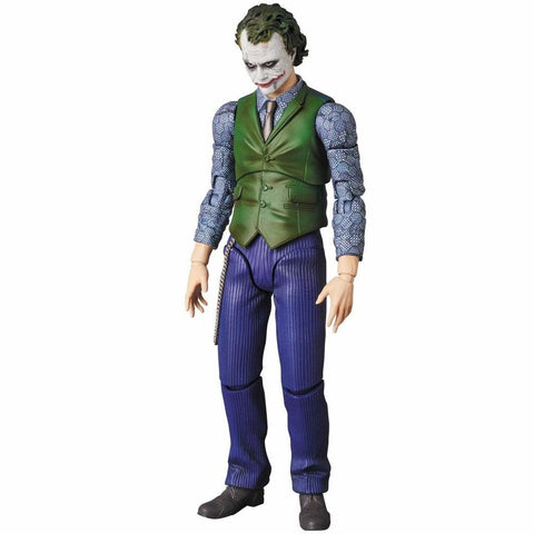 MAFEX The Joker (Cop Ver.): The Dark Knight MAFEX Medicom Toy