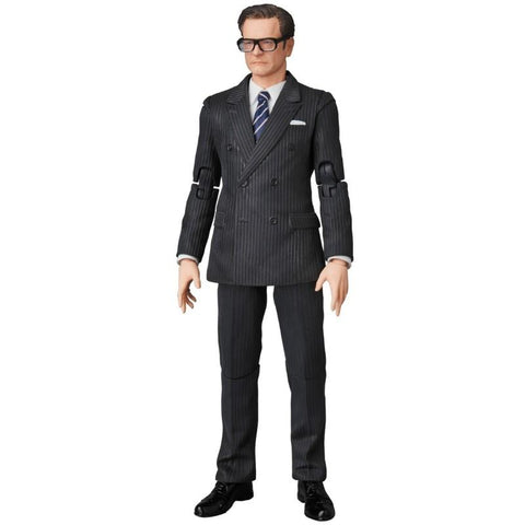 MAFEX Harry Galahad Hart: Kingsman: The Secret Service MAFEX Medicom Toy