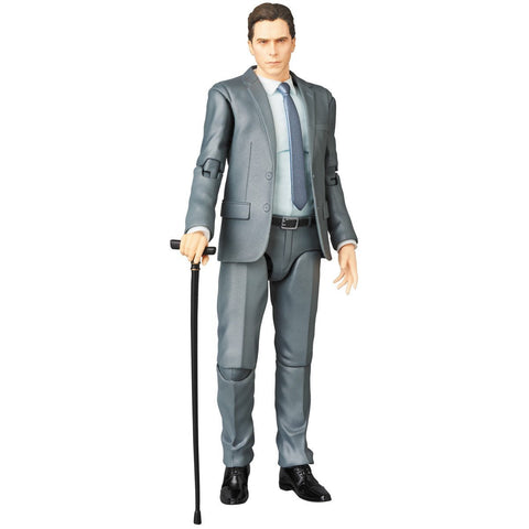The Dark Knight: Mafex Bruce Wayne From The Dark Knight Trilogy MAFEX Medicom Toy