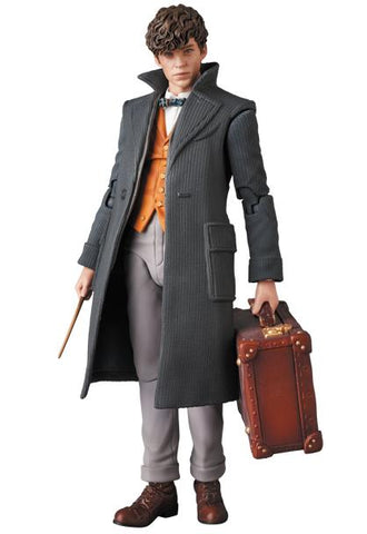 MAFEX Newt: Fantastic Beasts: The Crimes of Grindelwald MAFEX Medicom Toy