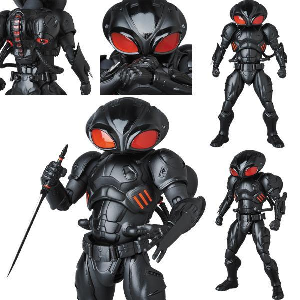 BE@RBRICK Black Manta Pre-order Medicom Toy