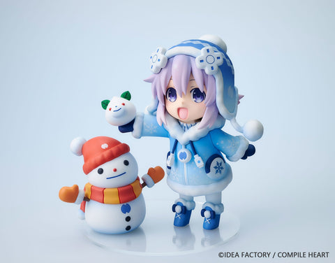 Neptunia Series: Dekachiccha! Snow Nep Normal Ver. Non-Scale Figure Pre-order Vertex
