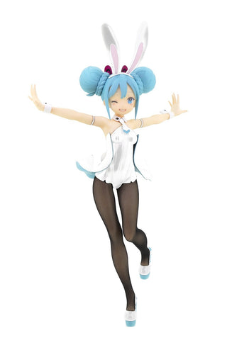 Vocaloid: Hatsune Miku (BiCute Bunnies White Ver.) Non-Scale Figure Pre-order FURYU Corporation