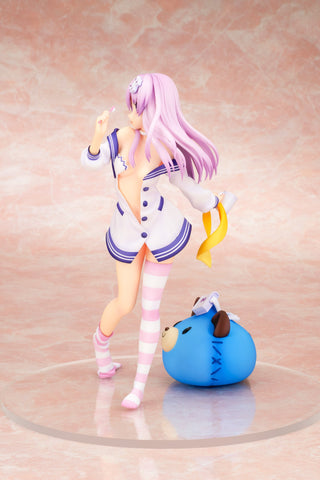 Hyperdimension Neptunia: Nepgear (Wake Up Ver.) 1/8 Scale Figure Pre-order Broccoli