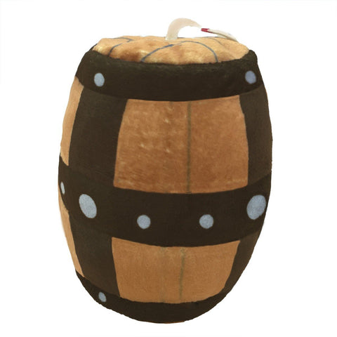 Monster Hunter Soft And Springy Plush Toy Large Barrel Bomb Plush CAPCOM