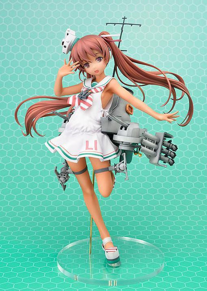 Kantai Collection (KanColle): Libeccio 1/7 Scale Figure 1/7 Scale Figure Hobby JAPAN (Manufactured by Amakuni)