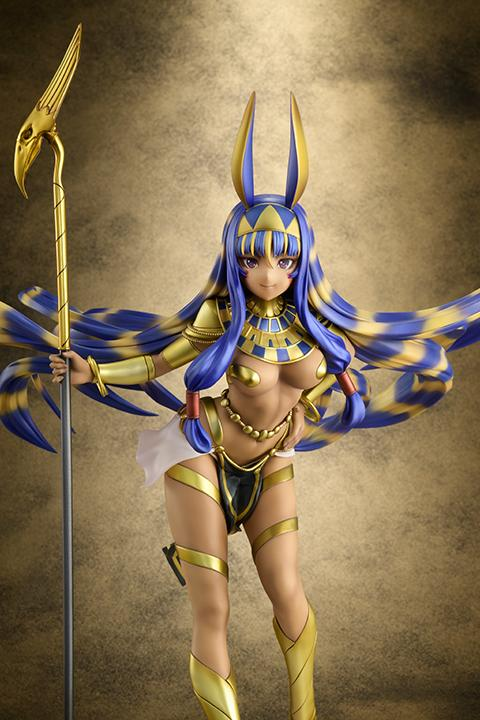 1//7 Scale Fate//Grand Order: Caster//Nitocris PRE-ORDER AMAKUNI Hobby Japan