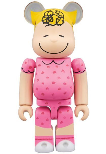 Peanuts: BE@RBRICK Sally 100% Non-scale Figure Medicom Toy