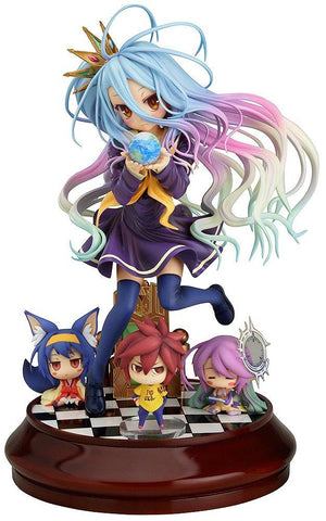 No Game No Life: Shiro 1/7 Scale Figure Free Expedited Shipping Phat!