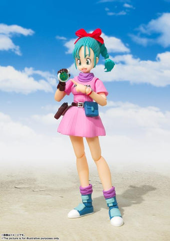 Dragon Ball: Bandai S.H. Figuarts Bulma (The Adventure Begins) S.H. Figuarts Bandai