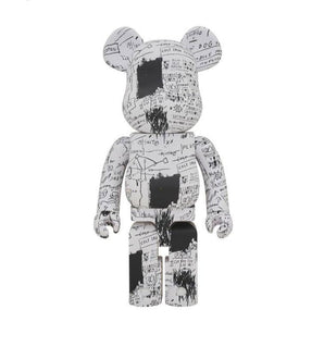 Be@rbrick Jean Michel Basquiat #3 1000% Be@rbrick Medicom Toy
