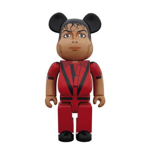 Be@rbrick Michael Jackson Red Jacket 1000% Be@rbrick Medicom Toy