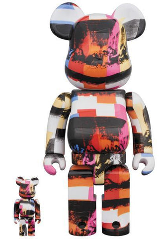 BE@RBRICK Andy Warhol The Last Supper 100% & 400% Set Pre-order Medicom Toy