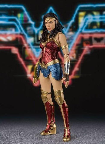 Wonder Woman 84: Bandai S.H. Figuarts Wonder Woman (WW84) Pre-order Bandai