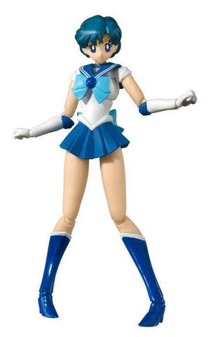 Sailor Moon: Bandai S.H. Figuarts Sailor Mercury (Animation Color Edition) S.H. Figuarts Bandai