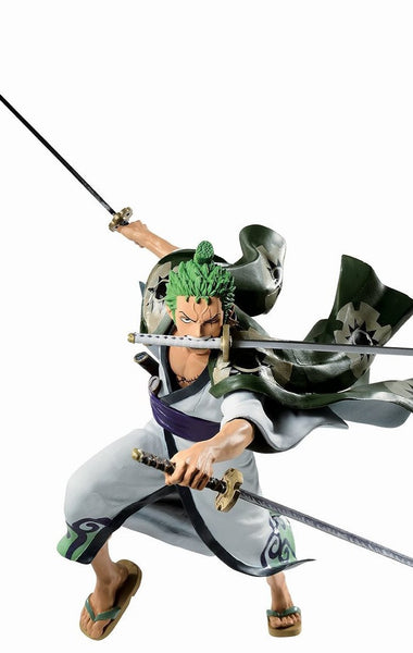 One Piece: Zoro Juro (Full Force) Bandai Ichiban Non-Scale Figure Pre-order Bandai