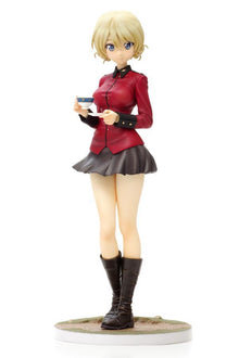 DreamTech Girls und Panzer the Movie: Darjeeling Panzer Jacket Ver. 1/8 Scale Figure 1/8 Scale Figure Wave