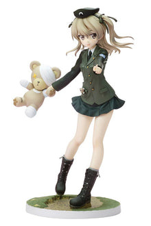 Girls und Panzer: DreamTech Alice Shimada [Panzer Jacket Ver.] 1/8 Scale Figure Pre-order Wave