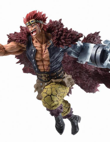 One Piece: Eustass Kid (Dynamism of Ha) Bandai Ichiban Non-Scale Figure Pre-order Bandai