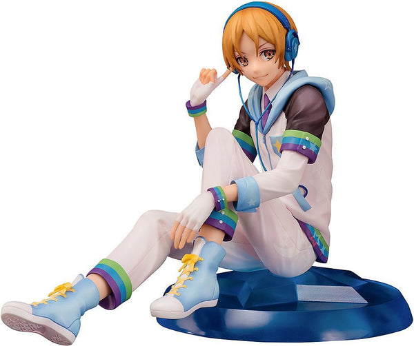 King of Prism by Pretty Rhythm: Hiro Hayami Star's Smile 1/8 Scale Figure 1/8 Scale Figure Aquamarine