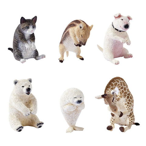 Animal Life: Baby Hug Blind Random Box Set Trading Figure Union Creative