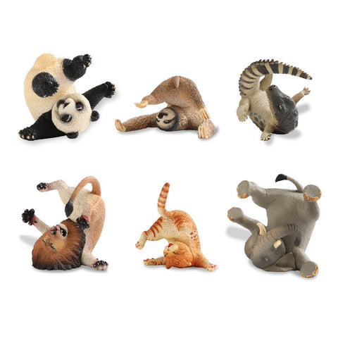 Animal Life: Rolling Your Eyes Random Box Set Trading Figure Union Creative