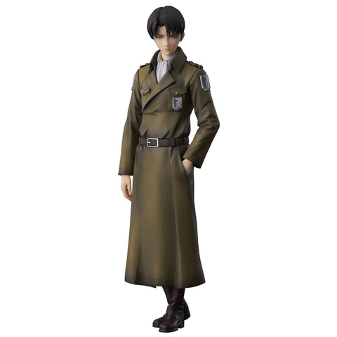 Attack on Titan: Levi (Coat Style) Non-Scale Figure Non-Scale Figure Union Creative