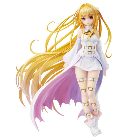 To Love-Ru Darkness: Golden Darkness White Trans Ver. Non-Scale Figure