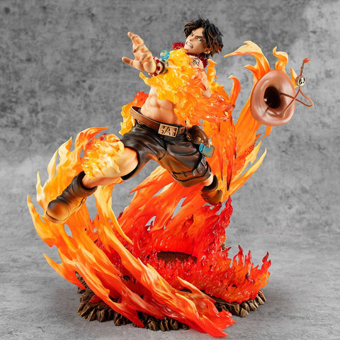 One Piece: Neo-Maximum Portgas D Ace 15th Limited Ver. Non-Scale Figure Pre-order Megahouse