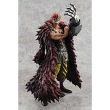 One Piece Portrait of Pirates: Captain Kid Eustass Limited Edition Non-Scale Figure Pre-order Megahouse