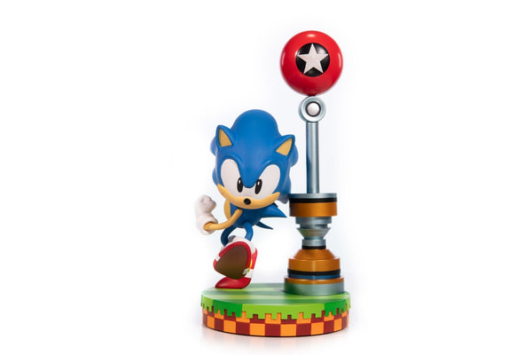 Sonic the Hedgehog: Sonic Exclusive Edition Statue Pre-order First 4 Figures