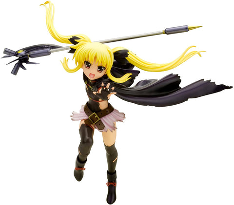 Magical Girl Lyrical Nanoha: 1st Fate Testarossa Devotion Ani Statue Ani Statue Kotobukiya