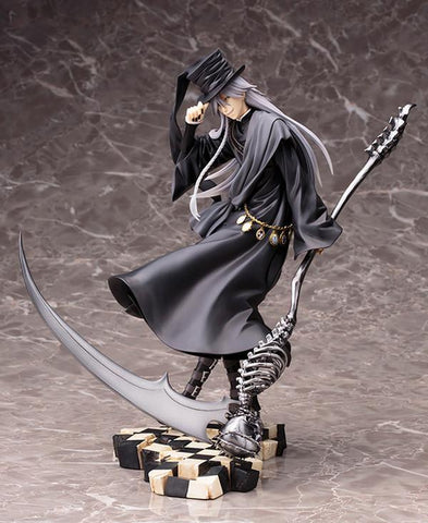 Black Butler: Book Of Circus Undertaker ARTFX J Statue 1/8 Scale Figure Kotobukiya