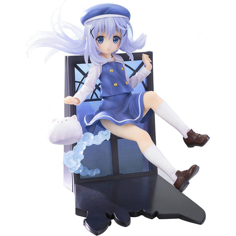 Is The Order A Rabbit?: Chino Ani Statue 1/8 Scale Figure Kotobukiya