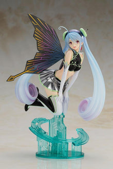 Tony's Heroine Collection: Cyber Fairy Ai-On-Line Ani Statue Free Expedited Shipping Kotobukiya