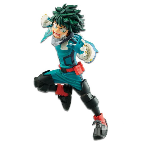 My Hero Academia: The Movie Heroes Rising vs. Villain -Deku- Prize Figure Banpresto