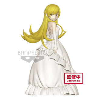 EXQ Figure Ishin Nishio Anime Project Shinobu Oshino (Vol. 2): Monogatari Series EXQ Figure Banpresto