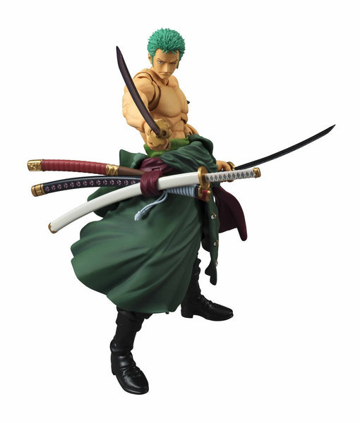 One Piece: Variable Action Heroes - Roronoa Zoro Non-scale Figure Megahouse