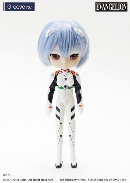 EVANGELION: Collection Doll/ Evangelion Rei Ayanami Non-Scale Figure Non-Scale Figure Groove